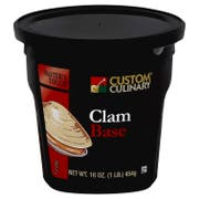 Custom Culinary Clam Base, 1 Pound -- 6 per case.