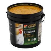 Gold Label No MSG Added Gluten Free Chicken Base, 20 Pound -- 1 each.