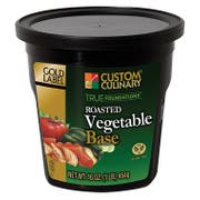 Gold Label Gluten Free Roasted Vegetable Base, 1 Pound -- 6 per case.