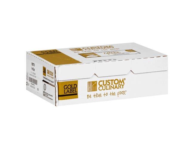 Custom Culinary Gold Label Pork Base, 1 Pound -- 6 per case.