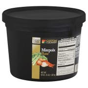 Custom Culinary Gold Label Mirepoix Base, 4 Pound -- 3 per case.