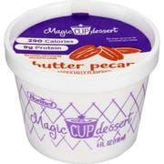 Magic Cup Dessert Butter Pecan Cup, 4 Fluid Ounce -- 48 per case.