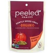 Peeled Snacks Organic Harvest Blend Dried Fruit, 2.8 Ounce Bag -- 12 per case