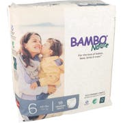 Bambo Nature Size 6 Training Pant - 18 count per pack -- 5 packs per case