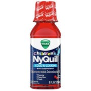 Vicks Nyquil Childrens Cough and Cold Liquid, 8 Ounce -- 12 per case