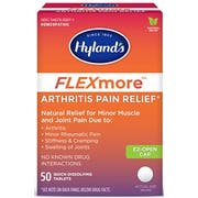 Hyland FLEXmore Arthritis Pain Relief Tablet - 50 count per pack -- 1 each