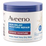 Aveeno Fragrance Free Skin Relief Moisture Repair Cream, 11 Ounce -- 12 per case.