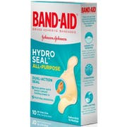 Band Aid Hydro Seal All Purpose Bandage, 10 count per pack -- 24 per case.
