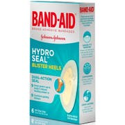 Band Aid Hydro Seal Blister Heel Bandage, 6 count per pack -- 24 per case.