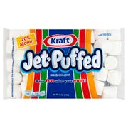 Jet Puffed Marshmallow, 12 Ounce -- 18 per case.