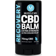 Muscle MX Recovery 70mg CBD Cooling Balm, 0.5 Ounce -- 1 each