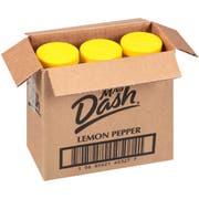 Mrs. Dash Lemon Pepper Seasoning - 21 oz. container, 3 per case