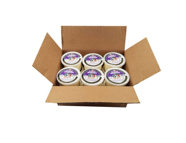Cheesemakers Mexicana Crema Cheese, 16 Ounce -- 12 per case.