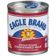 Eagle Sweetened Condensed Milk, 14 Ounce -- 24 per case.