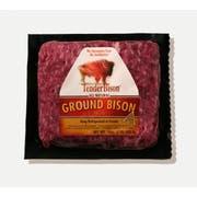 Tender Bison Ground Brick, 1 Pound -- 12 per case.