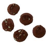 Jacquelines Peppermint Chip Cookies, 1.5 Ounce -- 210 per case