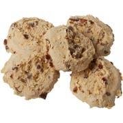 Jacquelines Oatmeal Raisin Vegan Cookie Dough, 1.5 Ounce -- 210 per case