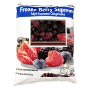 Commodity Fruit Individual Quick Frozen Mixed Fruit, 5 Pound -- 2 per case.