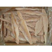 Frozen Seafood Alaskan Pollock, 2 - 4 Ounce -- 25 Pound -- 1 each