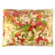 Savor Imports Fajita Blend Onion and Pepper, 2 Pound -- 6 per case.