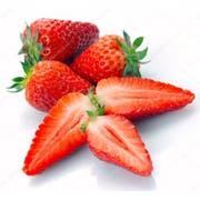 Commodity Fruit Whole Strawberry Piece, 30 Pound -- 1 each.