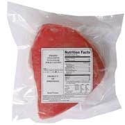 Frozen Seafood 8 Ounce Boneless Skinless Ahi Tuna Steak, 10 Pound -- 1 each.