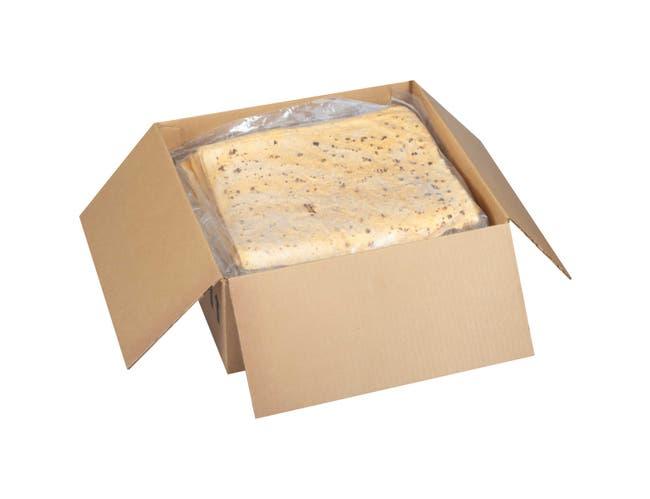 Flatout Pattco Rectangle Sundried Tomato Bread, 5.5 Ounce -- 48 per case.