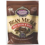 Grandma Mauds Bean Meals Red Beans and Rice, 6.2 Ounce -- 6 per case