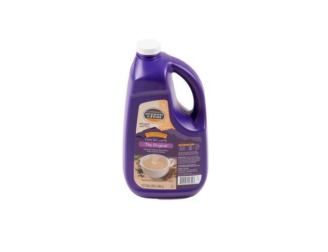 Oregon Chai  Original Chai Tea Super Concentrate - 0.5 gallon jug, 4 jugs per case