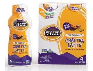 Oregon Chai The Original Chai Tea Latte, 4 count per pack -- 4 per case
