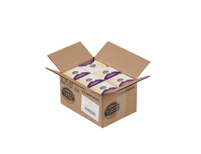 Oregon Chai Original Chai Tea Latte Mix - 8 packets per box, 6 boxes per case