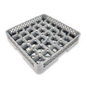Crestware 36 Compartment Rack Base -- 6 per case