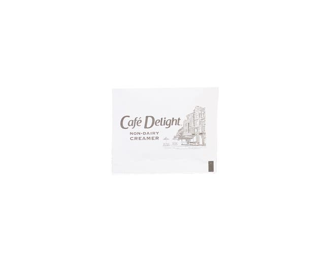 Cafe Delight Non Dairy Creamer Packet, 2.5 Gram -- 500 per case.
