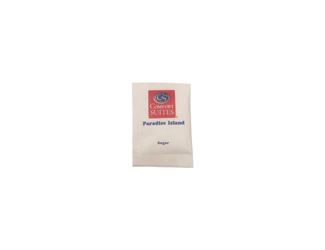 Comfort Suites Sugar Envelope, 3 Gram -- 2000 per case.