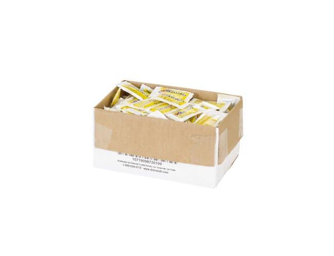 Flavor Fresh Yellow Mustard, 4.5 Gram Pouch -- 200 per case.