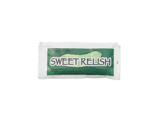 Flavor Fresh Condiment Pickle Relish, 9 Gram -- 200 per case.