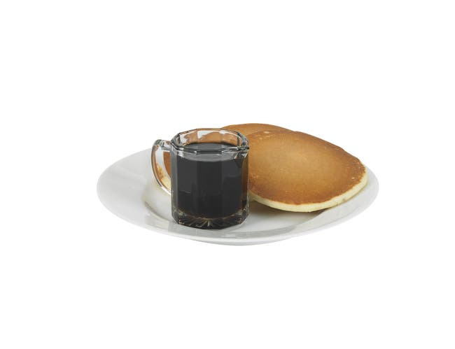 Poco Pac Pancake Syrup, 1.5 Ounce Cup -- 100 per case.