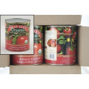 Muir Glen Organic Whole Peeled Tomato, 102 Ounce -- 6 per case.