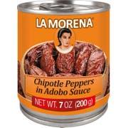 La Morena Chipotle Pepper, 7 Ounce -- 24 per case