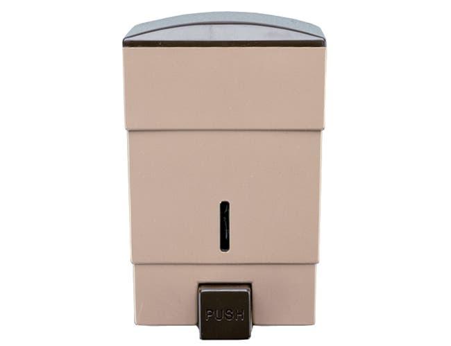 Impact Products Triad Tan Soap Dispenser, 50 Ounce -- 12 per case.