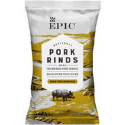 Epic BBQ Pork Rinds, 2.5 Ounce -- 12 per case.