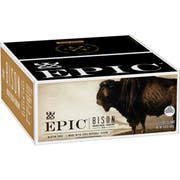 Epic Bison Bacon Cranberry Bar, 1.3 Ounce -- 144 per case.