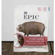 Epic Hickory Smoked Uncured Bacon and Pork Bites, 2.5 Ounce - 8 count per pack -- 8 packs per case