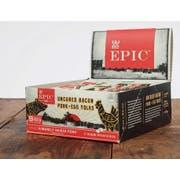Epic Uncured Bacon Pork Egg Yolks Bar, 18 Ounce -- 12 per case