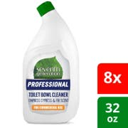 Seventh Generation Pro Toilet Bowl Cleaner,Empress Cypress and Fir Scent, Biodegradable, 32 Fluid Ounce -- 8 per case