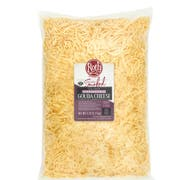 Emmi Roth Natural Smoked Shredded Gouda Cheese, 5 Pound -- 4 per case