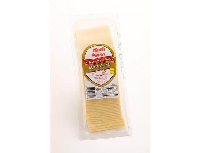 Roth Kase Burgkase Cheese, 2.5 Pound -- 4 per case.