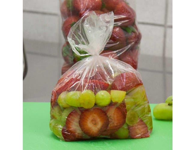 Bag, Freezer/Storage Bag, 4X2X8, 1000 --- Count, 1 Roll