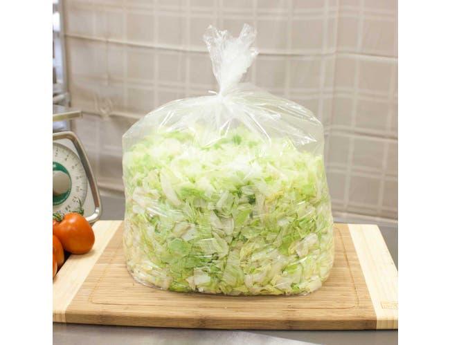 Handgards Low Density Food Storage Bag -- 500 per case.