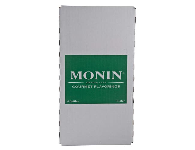 Monin Cold Brew Coffee Concentrate Bottle, 1 liter -- 4 per case